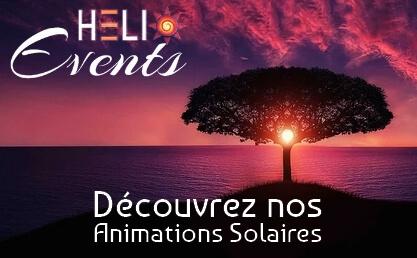 Animation Événementielle avec Energie Solaire HelioEvents