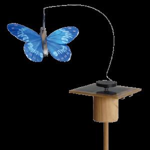 Papillon Décor Animé pour Plantes Sans Fil R029bR