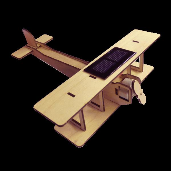 Biplan en Bouleau Ecoresponsable