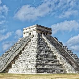 Cuisson Réfléchissante Temple Mexique