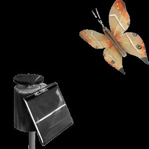 Accessoire Papillon Coloré pour Craft Maquette