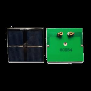 Cellule Solaire 1V 400mA Trou Connexion