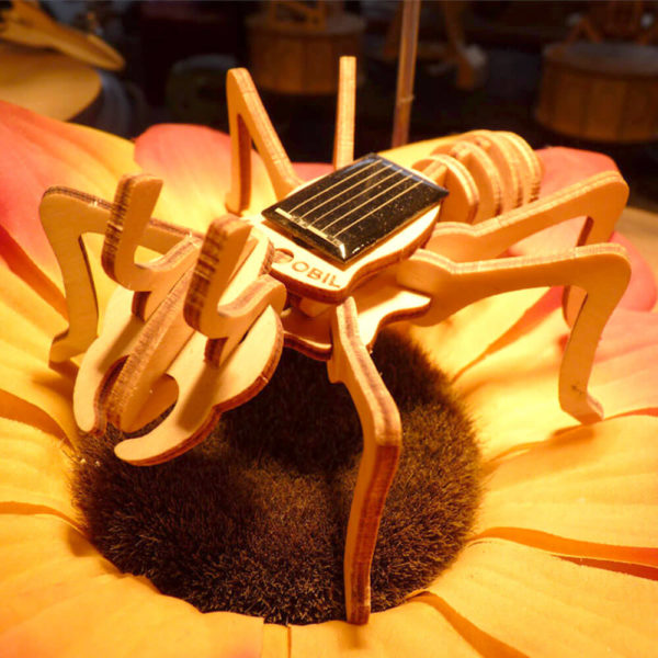 Model Puzzle 3D Insecte Fourmi