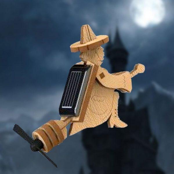 Ornement de Fete Halloween Mini Sorciere